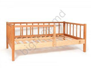Pat pentru copii babytime junior plus 1600x800 livraer gratuită !