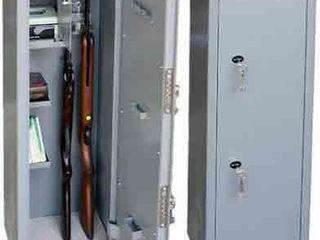 Сейфы оружейные, для офиса, для дома.На заказ, в наличии