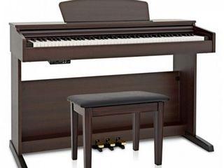 Цифровые пианино / pian digital / 88 de clape / flame slp 175 + банкетка / scaun inclus