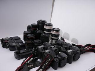 Canon распродажа! Обновляем студийное оборудование!