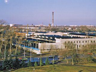 Мега завод 10.000 кв.м на севере Молдавии