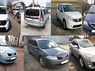 Dacia Sandero - Logan -Lodgy / Megane -Scenic-Laguna   Dezmembrez !!!