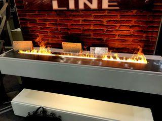 Новое поступление !!! электрокаминов 3d-line