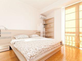 Apartament cu 2 camere in chirie pe Lev Tolstoi de la 30euro/zi.Посуточно