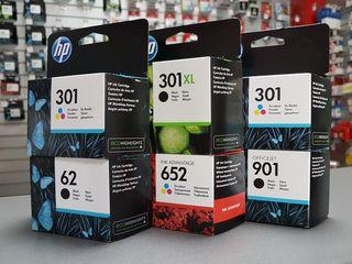 Cartuse, cerneala, hirtie ,Kартриджы, чернилa, бумага : HP Canon Samsung Lexmark Epson Brother
