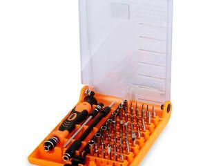 Профессиональный комплект отвёрток для ремонта Jakemy JM-8130 (оригинал) и миникомплект 31 in 1