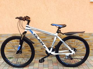 Bicicleta noua  de fima Glion Shimano  adusa din germanya