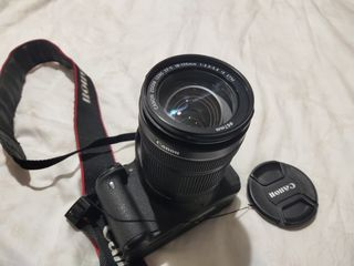 Canon EOS 650D 18-135 IS STM