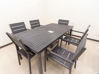 Set masa + scaune pentru terasa noi - 15%. Salon Elegance