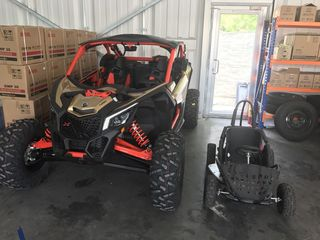 Can-Am (BRP) X3 XRS Turbo (USA)