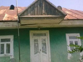 Продаю старый домик с большим участком земли