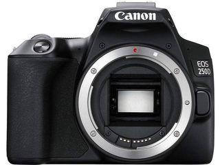 Зеркальный фотоаппарат Canon EOS 250D 18-55 DC III Black (3454C009)