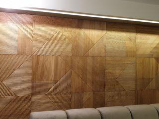 Декоративные деревяные фассады