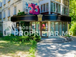 Spre chirie spațiu comercial, 95 m2, str. Kiev, sect. Rîșcani