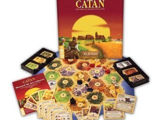 Jocul de societate/masă Catan/Колонизаторы (настольные игры)