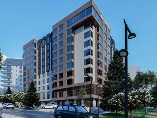 Astercon! Complexul  Dumbrava, str.Durlești 10, apartament cu 2 odăi suprafața 61.43 m2