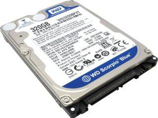 sATA HDD 320Gb для ноутбуков - бесплатная доставка