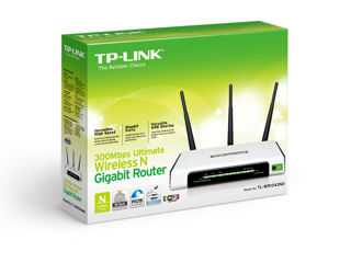 Wi-Fi router TP-LINK TL-WR1043ND