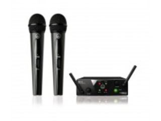 AKG WMS40 Mini Voix ISM1,  AKG WMS 40 Mini Dual Vocal