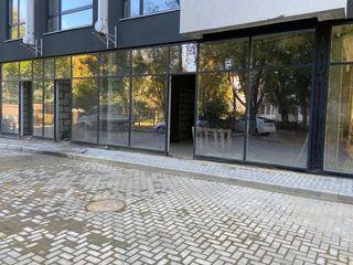 Продаем торговую площадь от застройщика 130м2 под бизнес,офисы на Рышкановке!1эт!Возможна рассрочка!