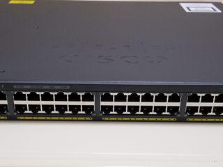 Switch Cisco catalyst WS-C2960XR-48LPS-I     220 EUR