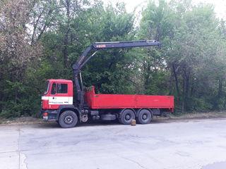 Servicii  manipuleator (kran)  transport