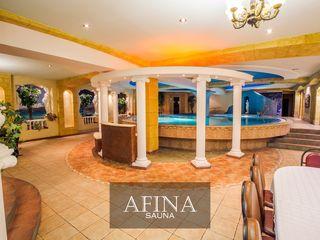 Alege super odihnă în vip sauna Afina!!!