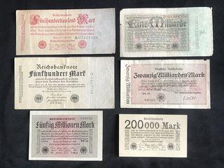 Продам банкноты.