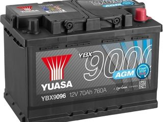 Аккумулятор/Acumulatoar- 70 AH  AGM Start Stop -2500 lei!Livrare/Montarea !Доставка/Установка!
