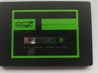 SSD OCZ на 120 Гб