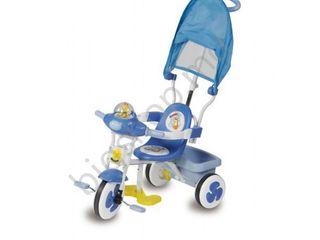 Tricicleta Biemme Baby (Blue) preț avantajos! Posibil și în credit!