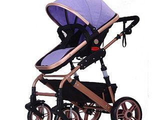 Carucior Macaca Best Baby CB-1509Z Blue