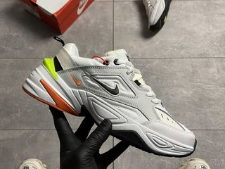 Nike M2K Tekno White Yellow Orange Unisex