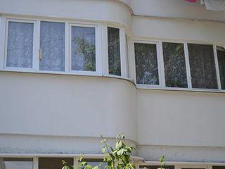 Утепление балконов стеклопакетами