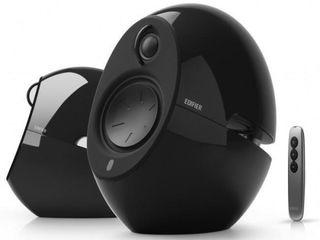 Edifier E25HD Black - крутые колонки по супер цене в рассрочку 0%!