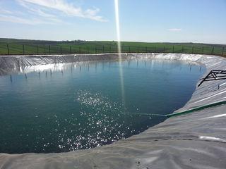 Lacuri p/u irigare, dambe, lagune, iazuri, riuri, ripe, biogaz etc.