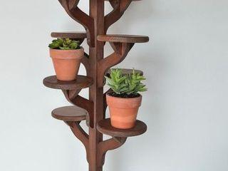 Facem la comanda etajeri postavci,din lemn, pentru flori.nu scump