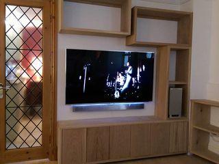 Навеска телевизоров на стену. TV LCD, LED, плазменные.