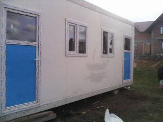 Containere pentru oficii,paza sau locuit