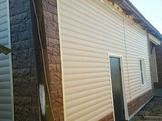 Saiding texturat Docke (deocke) exclusiv pentru fatada casei d-voastra. Reduceri. garantie 50 ani!