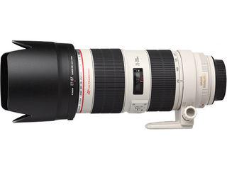 Obiectiv Canon EF 70-200 mm f/2.8L IS II USM (Versiunea II)