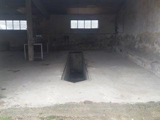 Se vinde garaje si depozite cu suprafata de 520 m2, 16 ari de teren aferent. Posibil si chirie.