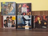 CD compact DISC - ALL Woman