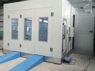 Se vinde Cabina de Vopsit - Produs Nou, Diesel, 7m / 4m / 3.52m 12kW