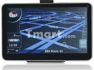 GPS navigator Дисплей 5 '' новый в упаковке 900 лей