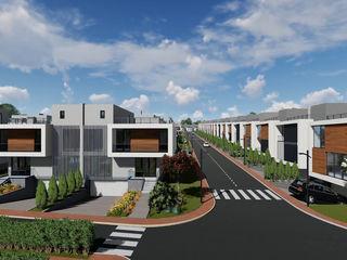Duplex 280 m2 Cartierul rezidential Poiana Pinului sectorul Botanica