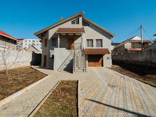 Se vinde casă pe un teren de 9 ari! Cu reparație, 167 m2.  Durlești