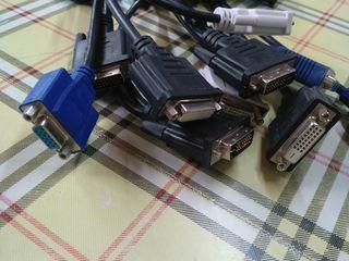 VGA Divi hdmi cabluri