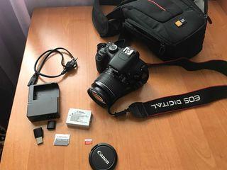 Vind Canon 550D +64GB