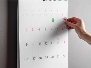 Не забудьте в Новом Году обновить календарь!